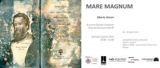 MARE MAGNUM - Alberto Storati, installation view