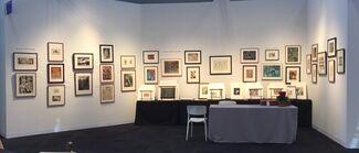Susan Teller Gallery at IFPDA Fine Art Print Fair Online Fall 2020, installation view