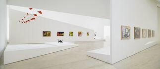Calder: Discipline of the Dance, installation view