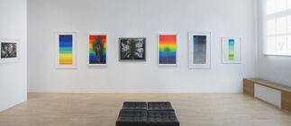 Mack Piene Uecker : Works on paper from 1962 - 2012, installation view