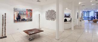 Sculpture 2015, installation view