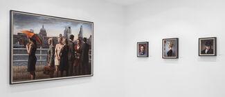 Stuart Luke Gatherer | Malcolm Liepke | Peter Welford, installation view