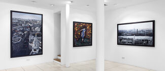 Neil Douglas: The Tranquil Chaos, installation view