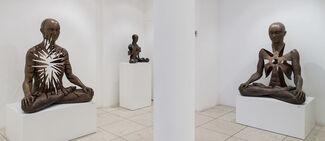 Sukhi Barber, installation view