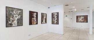 JAMIL NAQSH: an artist between three cultures, installation view