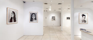 KELVIN OKAFOR - Interludes, installation view