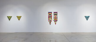 Triple Play: Paolo Arao, Rhys Coren and Erin O'Keefe, installation view