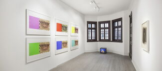 NOT ONLY   BUT ALSO  Zhang Peili Solo Exhibition, installation view