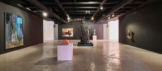 Clive van den Berg: A Pile of Stones, installation view
