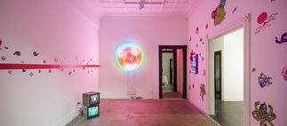 KIMO KAWA CANCER BABY | Lu Yang Solo Exhibition, installation view