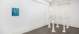 MOMENTS 进度, installation view