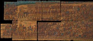 The Tiger's Dream: Tipu Sultan, installation view