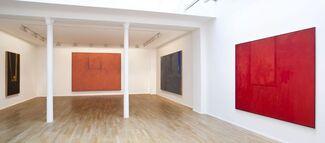 Open, installation view