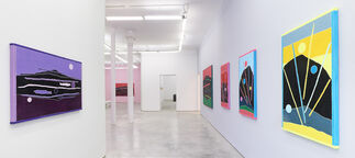 Russell Tyler: This Must Be the Place, installation view