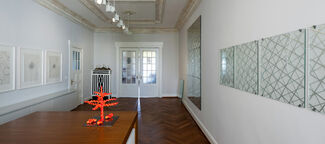 Mariella Mosler. IRIS, installation view