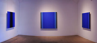 Ruth Pastine: MIND'S EYE / Sense Certainty Series, installation view