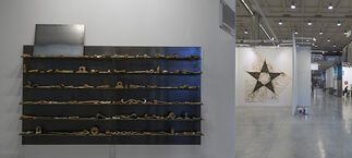 Repetto Gallery at miart 2017, installation view