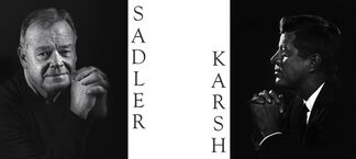 CLASSIC PORTRAITS: Bob Sadler & Yousuf Karsh, installation view