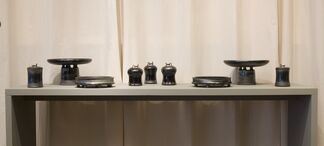 Jean Girel: Ceramics, installation view