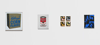Miniatures | Post War, installation view