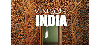 Visions From India, installation view