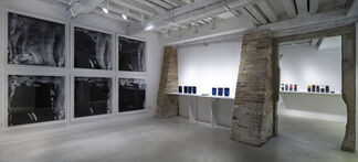 Hour-Glass, installation view