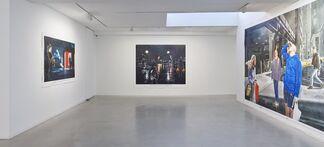 Muntean/Rosenblum   The White Exploit, installation view