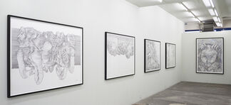Seismic - A Solo Exhibition by Carl Krull, installation view