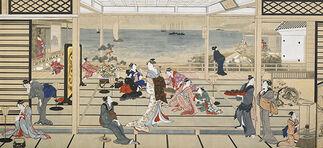 Inventing Utamaro : A Japanese Masterpiece Rediscovered, installation view