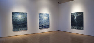 """Robert Zakanitch """"In the Garden of the Moon"""", installation view"""