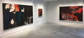 Hassel Smith: The Ferus Years, installation view