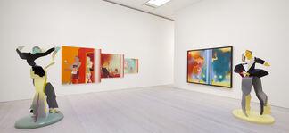 Allen Jones: Stepping Out, installation view