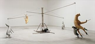 Bruce Nauman, installation view