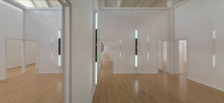 Excursus: Homage to the Square3, installation view