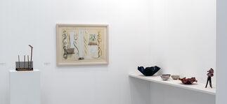 Repetto Gallery at Artefiera Bologna 2019, installation view