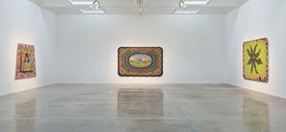 John Tweddle, Curated by Alanna Heiss, installation view