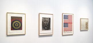Jasper Johns | Prints 1967-2012, installation view