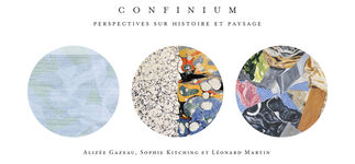 Confinium - perspectives on landscape and history, installation view