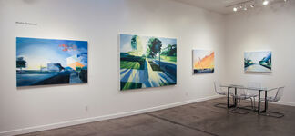 Blurring the Lines, installation view