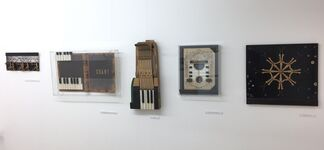 Photographs, book-objects, and installations   Márton Barabás, installation view