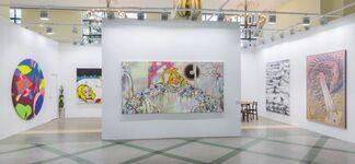 Perrotin at ART021 Shanghai Contemporary Art Fair 2017, installation view