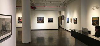 Johannes Mueller-Franken: Figurative Ideation, installation view
