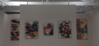 James Shay: GROVE STUDIES, installation view