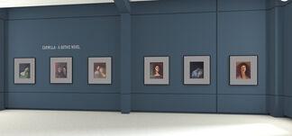 CRACK in the MIRROR by Leonor Fini, installation view