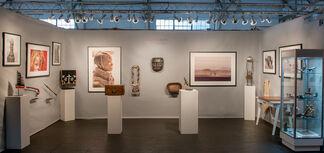 Trotta-Bono Contemporary at San Francisco Tribal & Textile Art Show 2017, installation view