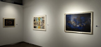 Artists of the WPA, installation view