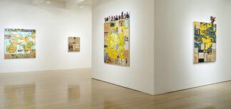 Joyce Kozloff: Girlhood, installation view