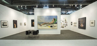Bruce Silverstein Gallery at The Armory Show 2017, installation view