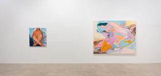 Sarah Awad: The Women, installation view