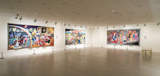 Grayson Perry: Small Differences, installation view
